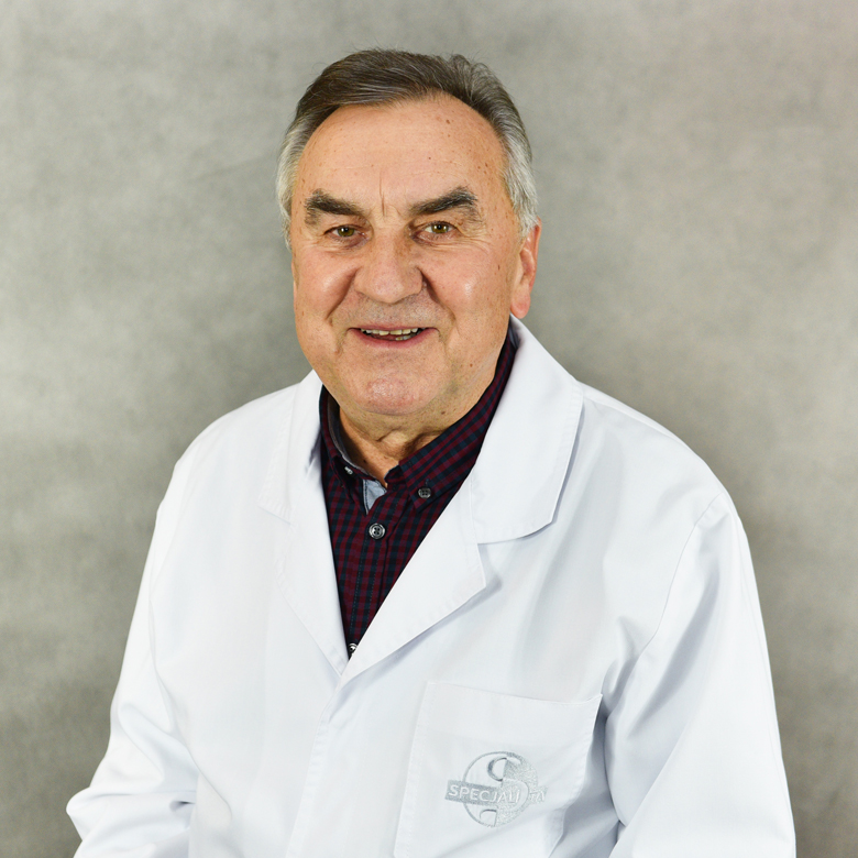 Prof. dr hab. n. med. Józef  Matych